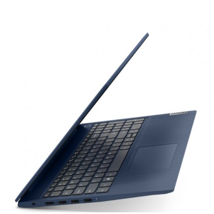 """Lenovo Ideapad 3 81WE00S1MJ IP3/15.6"""" FHD/i5-1035G1/4GB DDR4/512GB SSD/MX330 2GB /WIN10/NO ODD/OFFICE H&S/2YRS PRMCARE/BACKPACK/ABYSS BLUE"""