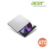 Acer USB2.0 Portable DVD Writer Silver Slim AOD610