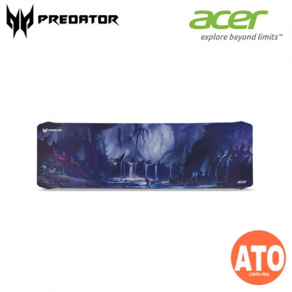 Acer Predator Mousepad(Alien Jungle) - M   XL Size