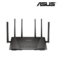 Asus (RT-AC3200) Tri-Band Gigabit Wi-Fi Router