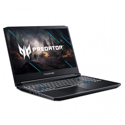 "*FREE Predator Urban Gaming Backpack**Acer Predator Helios 300 PH315-53-77CF Gaming Laptop (i7-10750H/RTX 2060/8GB Ram/512GB PCIe NVMe SSD/15.6"" IPS FHD Slim Bezel Display 144hz/WIN 10/2 Years Warranty)"