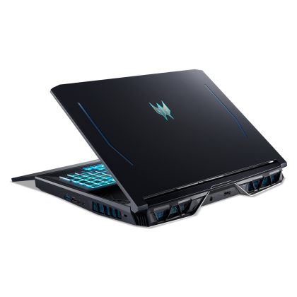"**PRE-ORDER**FREE GIFTs**Acer Predator Helios 700 PH717-72-944E Gaming Laptop (i9-10980HK/RTX 2080 SUPERTM/17.3"" display with IPS/16GB DDR4 RAM/WIN10/DTS® X:Ultra Audio/2 Years Warranty)**ETA 6 Weeks"