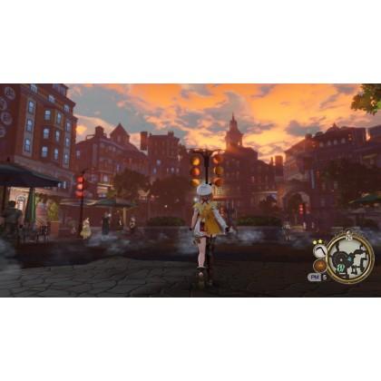 Atelier Ryza 2: Lost Legends & the Secret Fairy萊莎的鍊金工房 2 ~失落傳說與秘密妖精 for Nintendo Switch(CHI中文版)