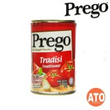 PREGO TRADITIONAL PASTA SAUCE 300G