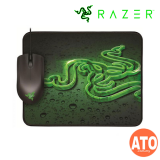 Razer Abyssus 2000 DPI Bundle With Razer Terra Mouse Mat