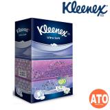 Kleenex Vintage Soft 3x50s/ Tsum Tsum/ 3x10sSanitizing Wipes/ 4x90sFacial Box/4x160s Facial Tissue Softbox