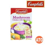 CAMPBELL MUSHROOM CHICKEN WITH CROUTONS 3x21G