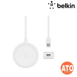 Belkin BOOST↑UP™ Wireless Charging Pad 10W - Black/ White #2-YEAR + 1-Extended Warranty with Online Registration
