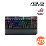 ASUS X801 STRIX SCOPE TKL/RD/US (KEYBOARD), Cherry RGB Gaming Keyboard