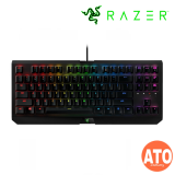 Razer Blackwidow X Tournament Edition Chroma Gaming Keyboard (Razer Green Switch, Military grade Metal Top construction)