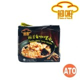 RED CHEF PANDAN WHITE CURRY NOODLES 4x115G