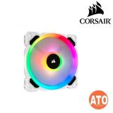 CORSAIR LL120 / 140 RGB 120mm / 140mm Dual Light Loop White RGB LED PWM Fan