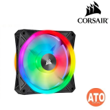 CORSAIR QL Series, QL120 / 140 RGB, 120 / 140mm RGB LED Fan