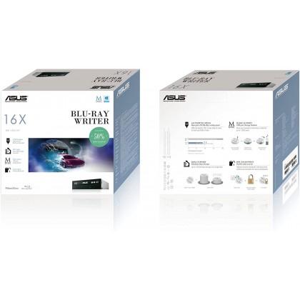 ASUS BW-16D1HT PRO/BLACK/ASUS (BluRay Internal)