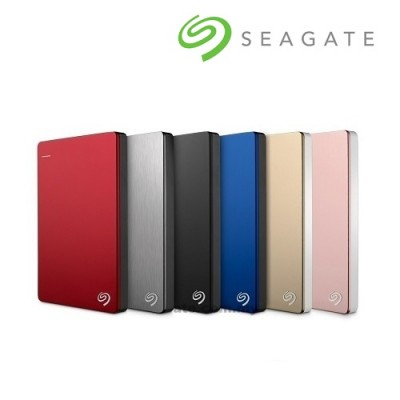 Seagate Backup Plus Portable (4TB) 3-years Warranty