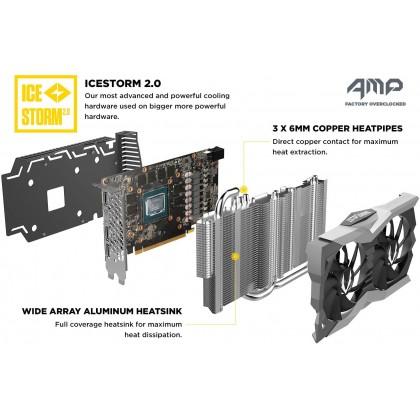 ZOTAC GAMING GeForce RTX 2060 AMP 6GB GDDR6 Graphic Card