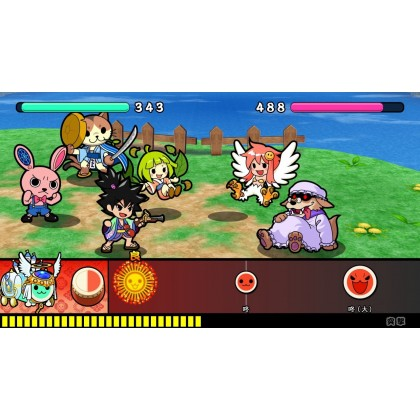 **PRE-ORDER**Taiko no Tatsujin: Rhythmic Adventure Pack for Nintendo Switch(ENG)**ETA NOV 26