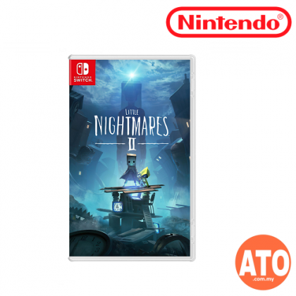 *RESTOCK Early April 2021* Little Nightmares II 小小夢魘 2 [Day One Edition首批版] for Nintendo Switch (CHI中文版)