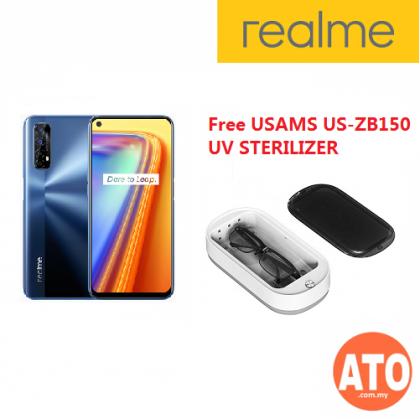 Realme 7 (8GB+128GB) - Mist Blue | Mist White