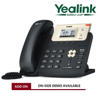 Yealink SIP-T21 E2 Entry-level IP Phone, 2 Lines & HD non POE