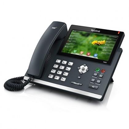 Yealink SIP-T48G Ultra-elegant Gigabit IP Phone