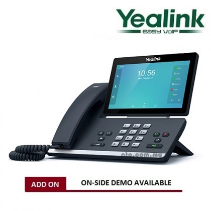 Yealink SIP-T58A Smart Media Phone