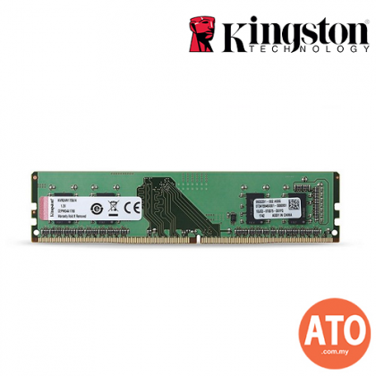 Kingston 4GB Desktop RAM DDR4 2400Mhz/2666Mhz DIMM