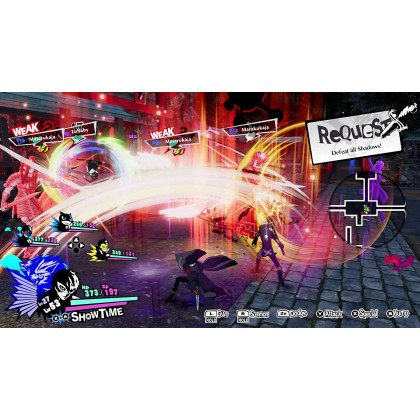 Persona 5 Strikers for Nintendo Switch (EU-ENG)