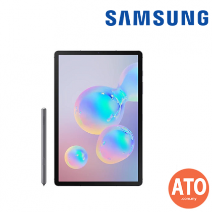 Samsung Galaxy Tab S6 (Mountain Gray |  Cloud Blue | Rose Blush)
