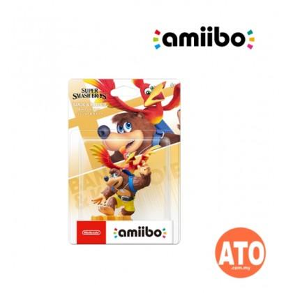 Amiibo Super Smash Bros. Series Figure (Terry | Banjo & Kazooie | Byleth) - JPN