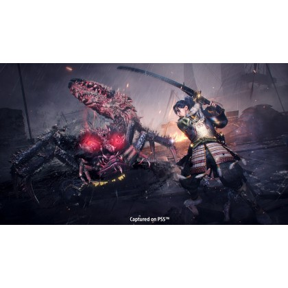 Nioh Collection for PS5 (R3-ENG/CHI)
