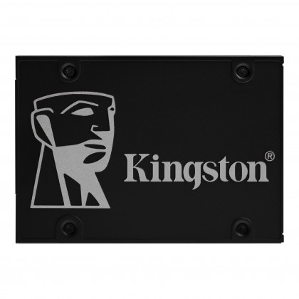 "Kingston KC600 2.5"" SATA 3 SSD - 1TB (3 Years Warranty) **Back-to-Back**"