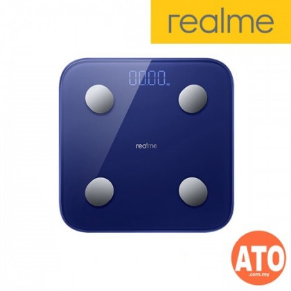 Realme Smart Scale (50g High-precision, 360 Day Long Standby, 16 Types of Health Measurement)