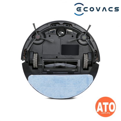 Ecovacs Deebot Ozmo U2 PRO Vacuum Cleaner maximized cleaning performance with an innovative Pet Care Kit