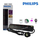 Philips Power Extension Cable with 5 Gang Way (Heavy Duty)