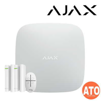 Ajax Alarm HUB Kit (2 Yr-Warranty)