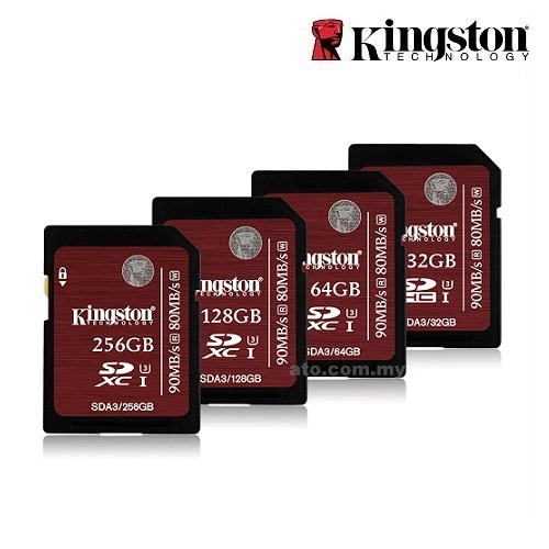 Kingston Sda3 on Latest Sd Card Write Protected