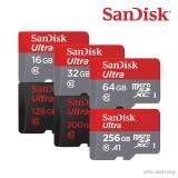Sandisk SDSQUAR Ultra MicroSD UHS-I Card