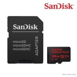 SanDisk  SDSQXVF Extreme Micro SD (Class 10) – (90mb/s)