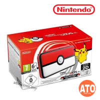 Ninendo 2DS XL Poke Ball Edition