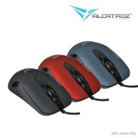 Alcatroz Stealth 5 Silent Mouse