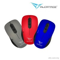 Alcatroz Stealth Air 3 Silent Wireless Mouse