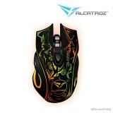 Alcatroz X-Craft PRO Quantum Z7000 Wireless Rechargeable Mouse