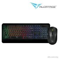 Alcatroz Xplorer 7770 LX Keyboard & Mouse Combo