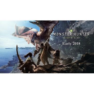 Monster Hunter: World for PS4 (R3)