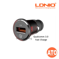 LDNIO Qualcomm Quick Charge 3.0 Car Charger