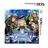 3DS Etrian Odyssey V Beyond The Myth