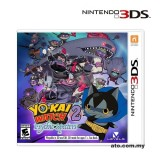 3DS Yo-Kai Watch 2 Psychic Specters
