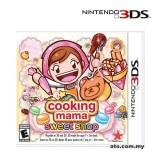 3DS Cooking Mama: Sweet Shop