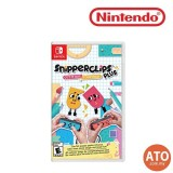 Snipperclips Plus For Nintendo Switch